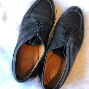 Allen Edmonds Stockbridge Split Toe Oxfords
